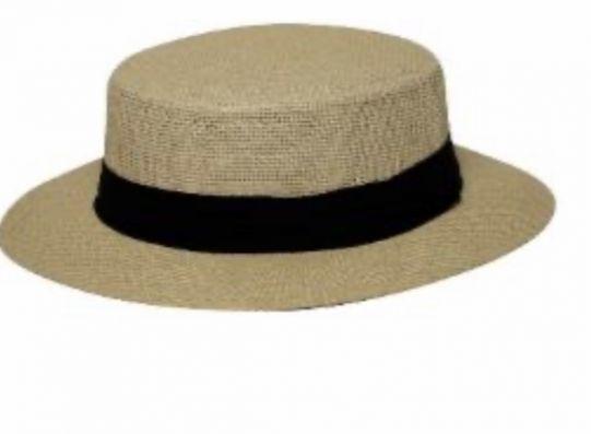 Модерна  шапка от морска