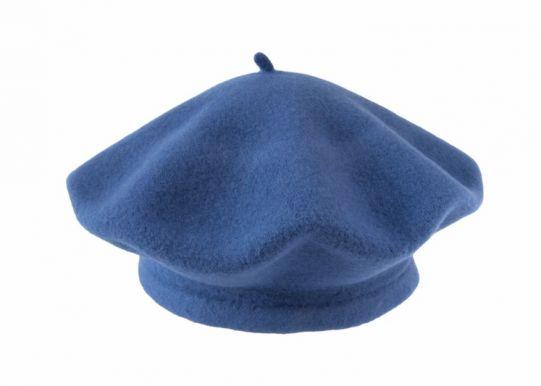 Барета синя