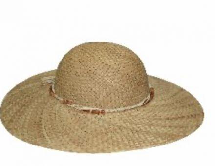 Сламена шапка с периферия