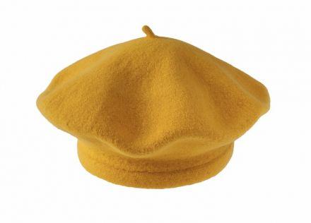 Барета жълта горчица