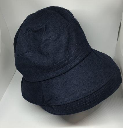 Дамска асиметрична шапка