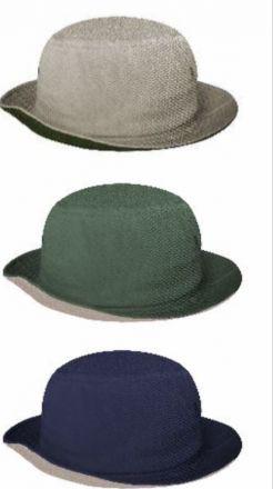Памучна двулицева шапка