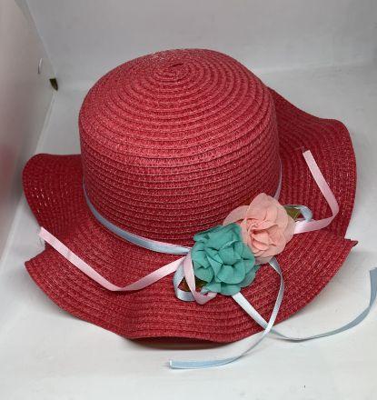 Детска шапка с периферия