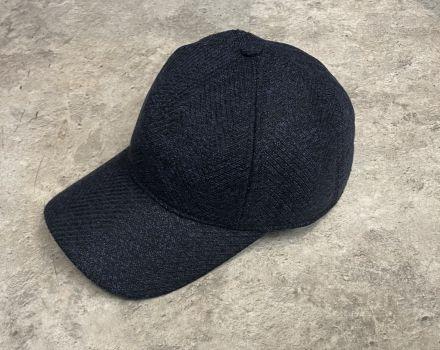 Джинсова бейзболна шапка
