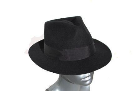 Класическа филцова шапка