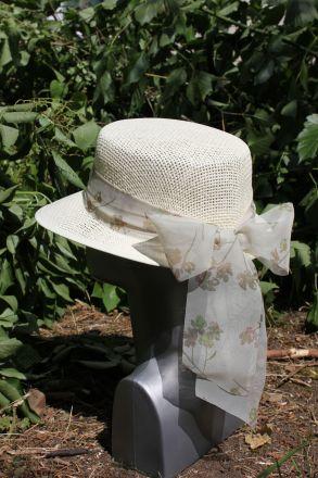 дамска шапка шампанско