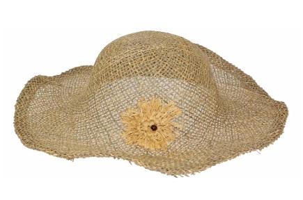 Романтична шапка с цвете Гърция
