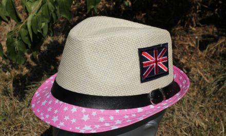 детско бомбе Английско знаме розово